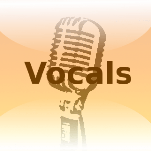 Gesangsaufnahmen